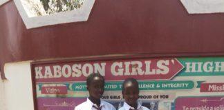 KABOSON GIRLS SECONDARY SCHOOL