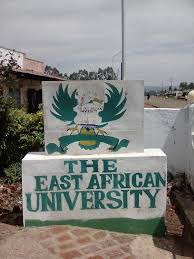 The East African University (TEAU) student admission letter and KUCCPS admission list pdf download