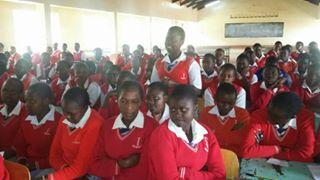 WANJOHI GIRLS SECONDARY SCHOOL
