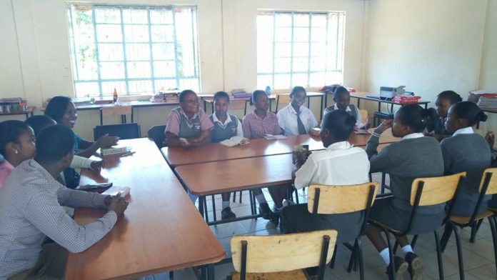 NGARU GIRLS SECONDARY SCHOOL
