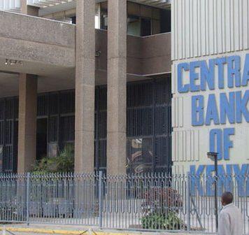 The Central Bank of Kenya, CBK.
