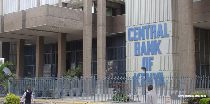 The Central Bank of Kenya, CBK.