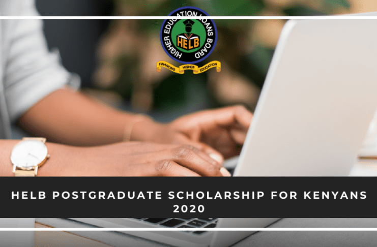 HELB Postgraduate Scholarship for Kenyans
