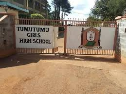 TUMUTUMU GIRLS' HIGH SCHOOL