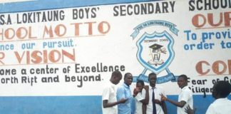 Lokitaung Boys Secondary