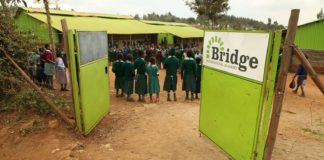 Bridge International Academies. This is one of the privately owned schools in Kenya.