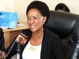 TSC Boss Dr. Nancy Macharia. The Commission has paid teachers' April salaries with the new tax regime factored in.