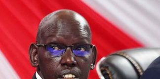 Education PS Dr. Belio Kipsang