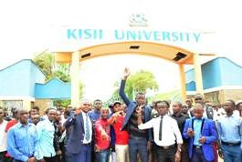 Kisii university.