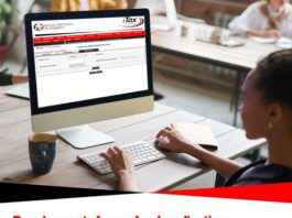 Filing KRA individual tax returns online.