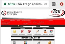 How to file KRA nil returns through KRA iTax portal https://itax.kra.go.ke/KRA-Portal.