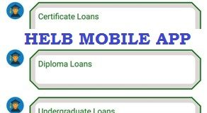 THE HELB MOBILE APP FROM PLAYSTORE. HOW TO USE THE APP TO APPLY FOR HELB SECOND & SUBSEQUENT LOANS FOR STUDENTS.