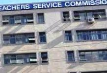 TSC offices at Upper Hill in Nairobi.