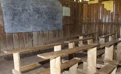 Deserted classrooms. Schools continue to remain deserted as covid-19 pandemic bites hard.