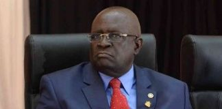 Education CS George Magoha. He has said the government will give finer details on schools' reopening dates.