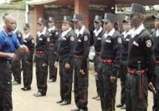 Security officers. Schools have been ordered to trim excess support staff.
