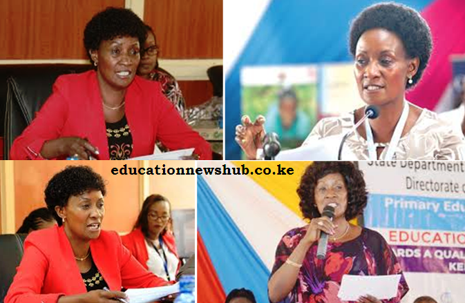 TSC Boss Dr Nancy Macharia. The Commision has issued fresh guidelines for teachers and TSC staff accessing its offices countrywide.