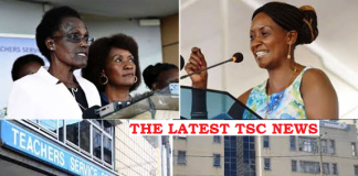 The latest TSC News; Teachers advised to use online platforms when in need of TSC services, instead of making physical visits to TSC offices.