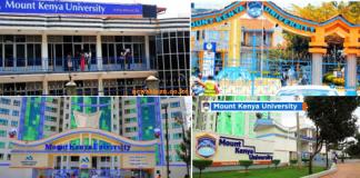 Mount Kenya University, MKU.