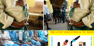 Teenage pregnancies in Kenya continue to rise; The latest Education News.