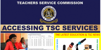 TSC services. Here is your guide.