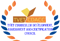Accredited TVET institutions in Kenya.
