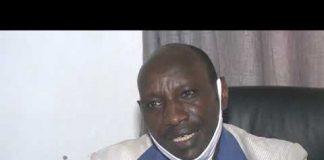 New TSC Chairperson Dr Jamleck Muturi John