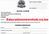 TSC Bank Form For Teachers