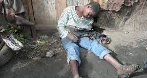 A drunk individual. TSC has formulated guidelines on how to handle teachers affected by alcoholism and drug abuse