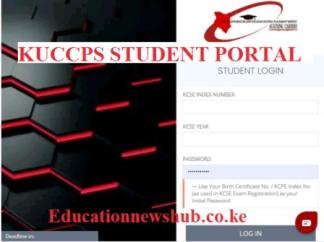 Kuccps students portal login. Apply, revise and check your courses today.