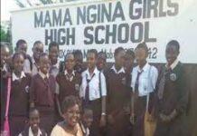 Mama Ngina Girls High School