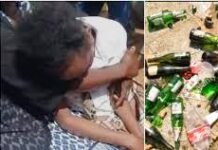 Drunk students. The Ministry of Education has released new guidelines on how to handle learners who abuse drugs.
